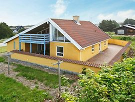 Four-Bedroom Holiday Home In Thisted 9 photos Exterior