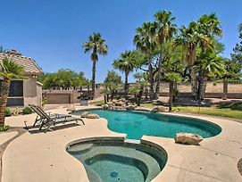 Ideally Located Chandler Home - Backyard Oasis photos Exterior