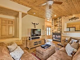 Tranquil Riverfront Cabin - Fish, Hike And Ski! photos Exterior