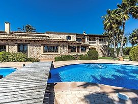Esporles Villa Sleeps 12 With Pool Air Con And Wifi photos Exterior