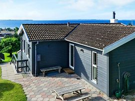 Four Bedroom Holiday Home In Ebeltoft 20 photos Exterior