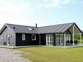 Four Bedroom Holiday Home In Lokken 26 photos Exterior