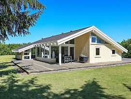 Three-Bedroom Holiday Home In Hjorring 21 photos Exterior