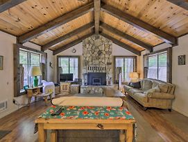 Charming Blue Lake Springs Home Near Natl' Forest! photos Exterior