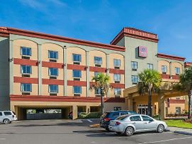 Comfort Suites West Jacksonville photos Exterior