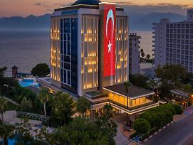 Oz Hotels Antalya Hotel Resort & Spa photos Exterior