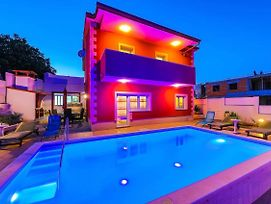 Seaside House With A Swimming Pool Businci 11882 photos Exterior