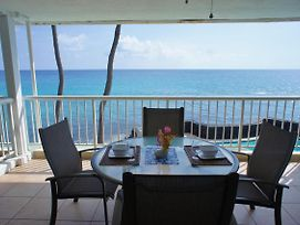 Ocean Front Shaded Lanai Ac Updated Concierge Included photos Exterior