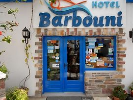 Barbouni Hotel & Studios photos Exterior