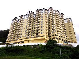 Cameron View Apartment @ Crown Imperial Court Brinchang photos Exterior