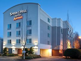 Springhill Suites By Marriott Portland Airport photos Exterior
