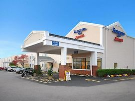 Fairfield Inn By Marriott Boston Dedham photos Exterior