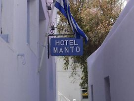 Manto Hotel photos Exterior