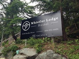Whistler Lodge Hostel photos Exterior