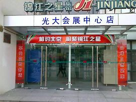 Jinjiang Inn Southwest Shanghai Everbright Exhibition Center photos Exterior
