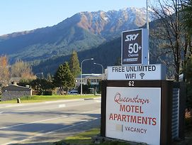 Queenstown Motel Apartments (Adults Only) photos Exterior