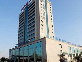 Dongying Blue Horizon Hotel Guangrao photos Exterior