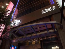 The Tango Hotel Taipei Nanshi photos Exterior