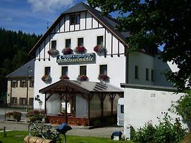 Pension Und Gaststatte Schlosselmuhle photos Exterior
