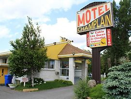 Motel Champlain photos Exterior