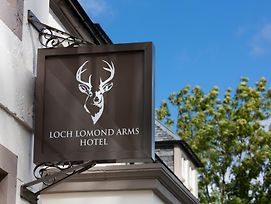 Luss Cottages At Loch Lomond Arms Hotel photos Exterior