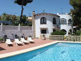 El Cisne - Holiday Home With Private Swimming Pool In Benissa photos Room