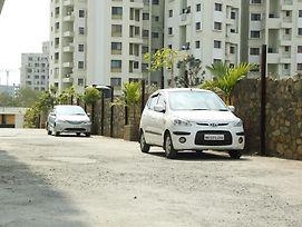 Cosmos Luxury Service Apartment Kharadi photos Exterior