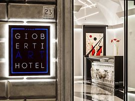 Gioberti Art Hotel photos Exterior