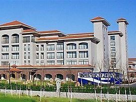 Blue Horizon International Hotel - Dongying photos Exterior