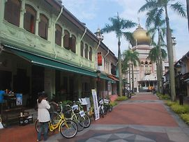 Green Kiwi Backpacker Hostel - Bugis photos Exterior