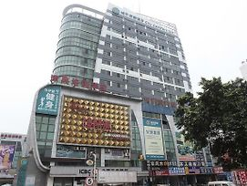 Liuzhou City Comfort Inn Liu Yong photos Exterior