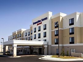 Springhill Suites By Marriott Wichita East At Plazzio photos Exterior