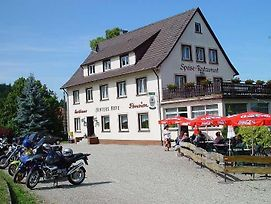 Gasthaus Und Pension Hintere Hofe photos Exterior