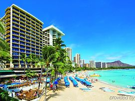 Outrigger Waikiki Beach Resort photos Exterior
