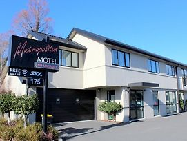 175 Metropolitan Executive Motel On Riccarton photos Exterior