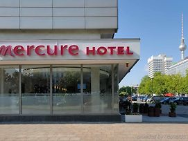 Mercure Hotel Berlin Am Alexanderplatz photos Exterior