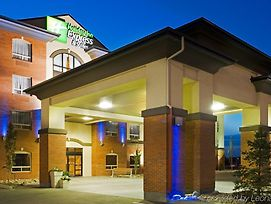 Holiday Inn Express Hotel & Suites Drayton Valley photos Exterior