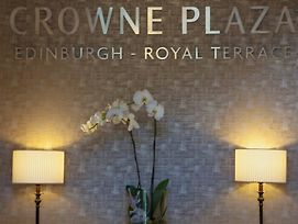 Crowne Plaza Edinburgh - Royal Terrace photos Exterior