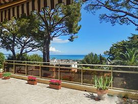 Apartment With One Bedroom In Villeneuve Loubet With Wonderful Sea View Private Pool And Terrace 80 Km From The Slopes photos Room