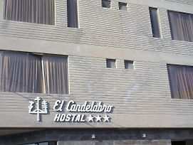 Hostal El Candelabro photos Exterior