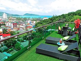 Emerald Patong 2 Bedrooms Apartment With Terrace photos Exterior