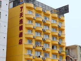 7 Days Inn Suzhou Sanxiang Road photos Exterior
