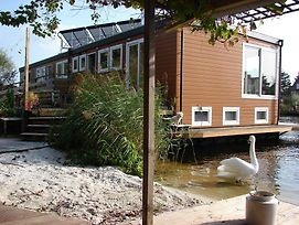 B&B Houseboat Between Amsterdam Windmills photos Exterior