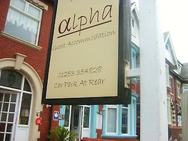 The Alpha Guest Accommodation photos Exterior