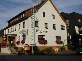 Landgasthof Wacker photos Exterior