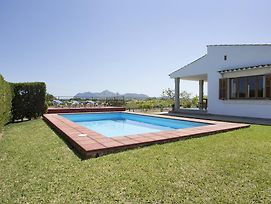 Villa Gabriel Near The Beach In Alcudia photos Room