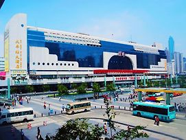 Shenzhen Luohu Railway Station Hotel - Commercial Building photos Exterior