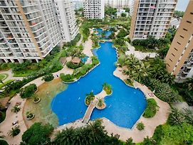 Sanya Candy Seaview Apartment photos Exterior