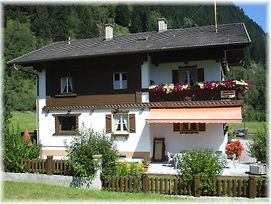 Appartementhaus Bergfrieden photos Exterior