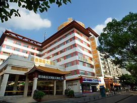 Guilin Golden Crown International Hotel photos Exterior